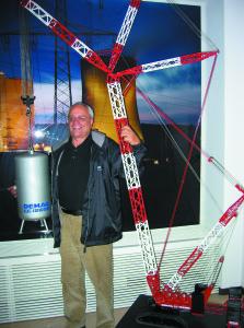 2002: Най-накрая… Demag в неговите ръце!