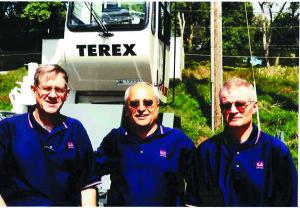 Craig Lichty, Fil, Leon Deutsch, 1998: С дългогодишните си приятели от Айова