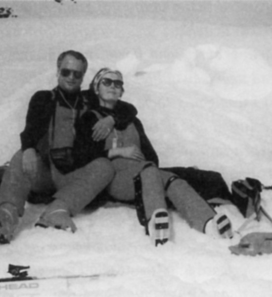 Fil and Veronique Filipov, Switzerland, 1992