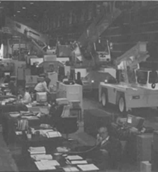 Управлявайки цех във фабриката in Conway, South Carolina по време на реструктурирането на фабриката PPM/P