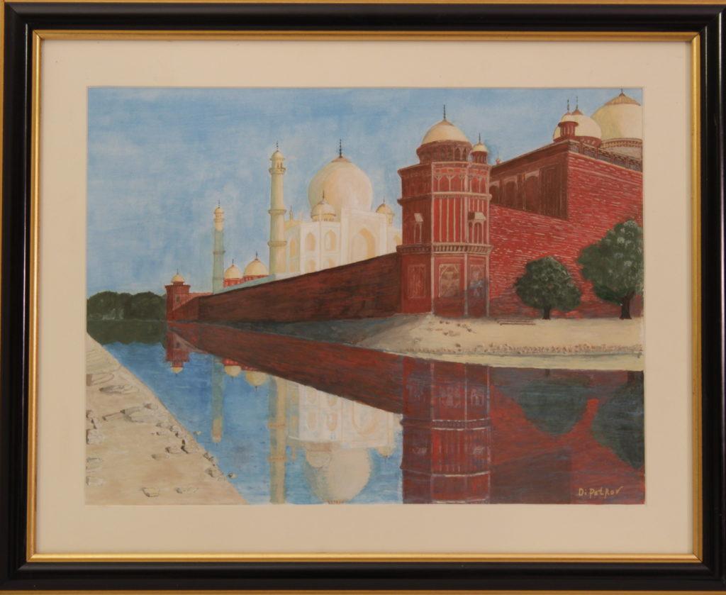 Title: Taj Mahal