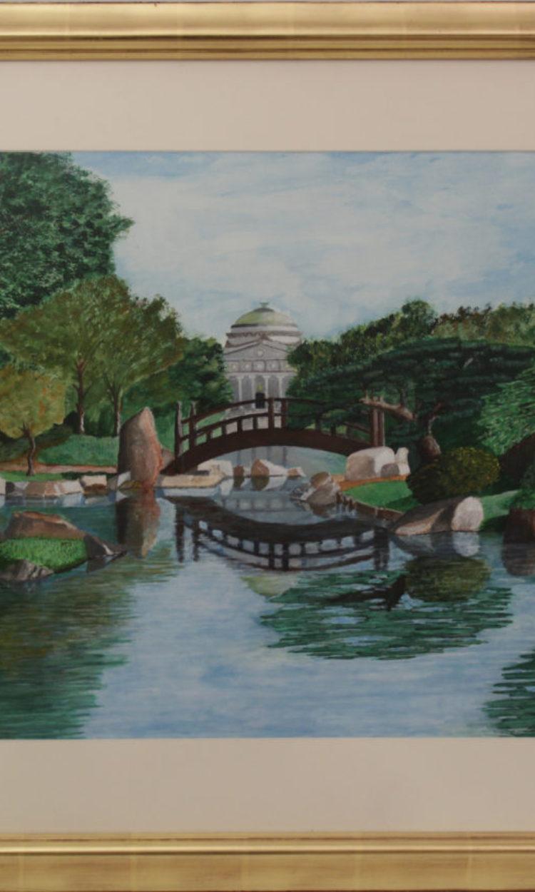 Title: Japanese Garden